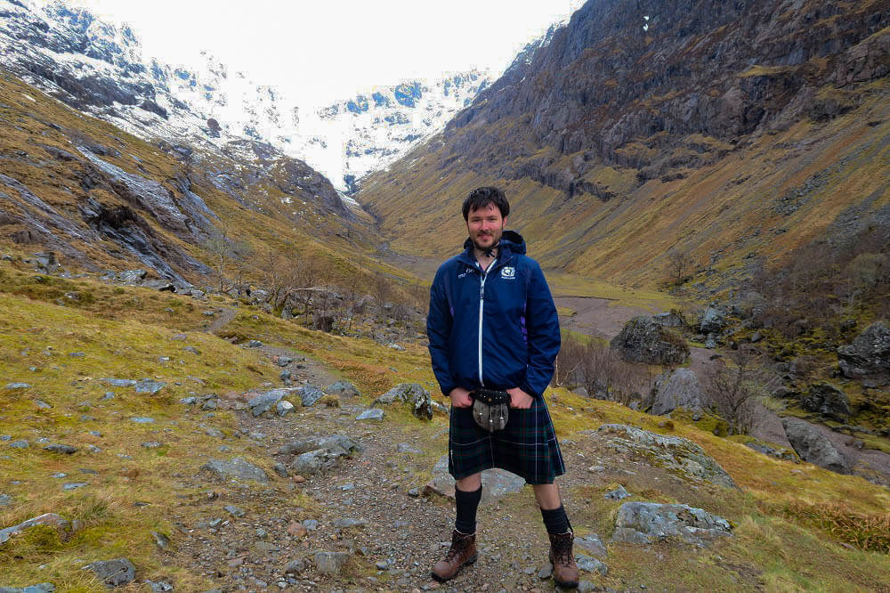 scotland travel blogger