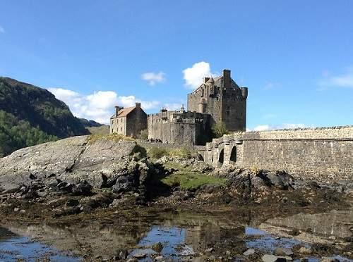 plan travel to scotland