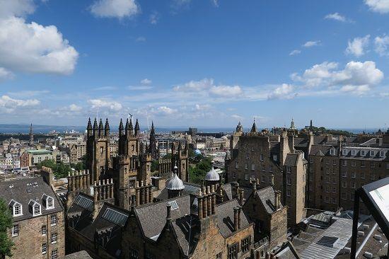 capital of scotland edinburgh camera obscura.