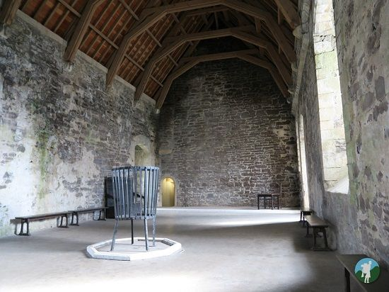 doune castle great hall