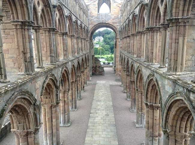 scottish borders abbeys