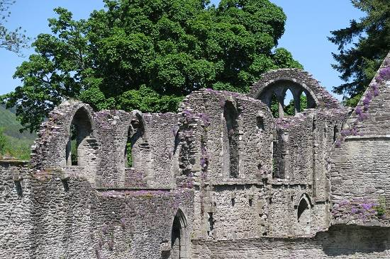 inchmahome priory lake of menteith trossachs