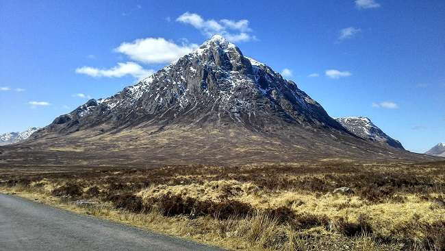 where to go in scotland glencoe