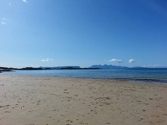 camusdarach beach highland road trips