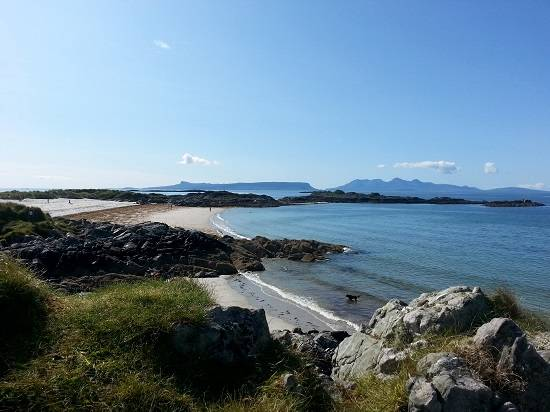 arisaig highland road trips