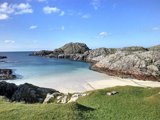 visit iona for the beaches.