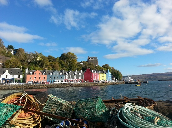 things to do on the isle of mull tobermory.