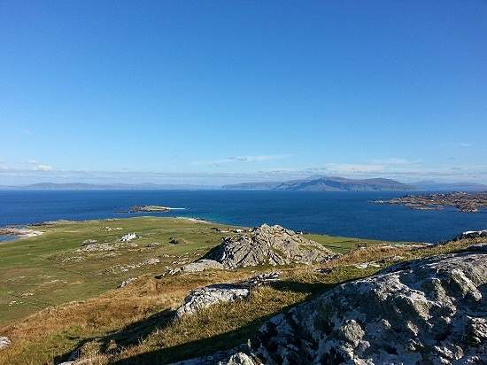visit iona for the amazing views.