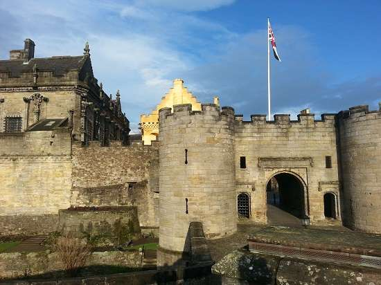 stirling castle scottish independence tour.