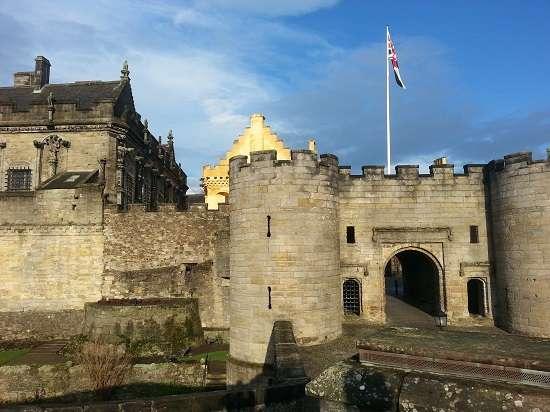 stirling castle scottish independence tour.