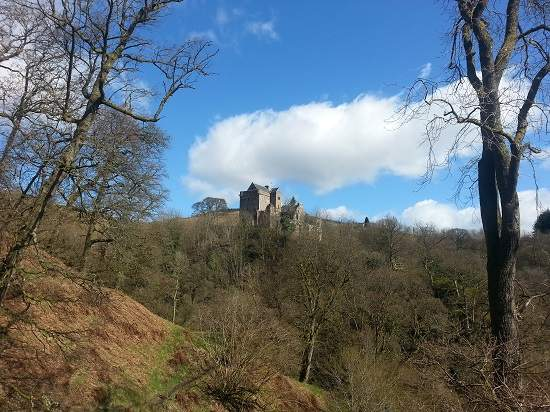 top 10 scottish castles campbell.