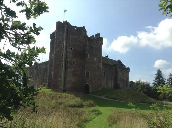 top 10 scottish castles doune.