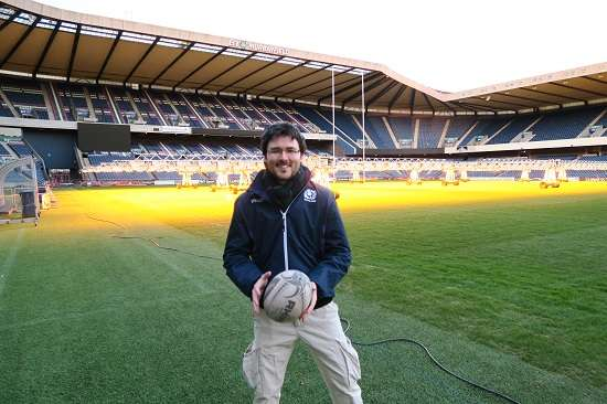 murrayfield stadium blog
