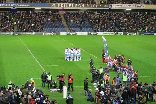 murrayfield stadium blog glasgow warriors.
