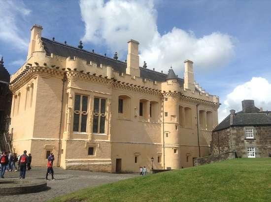 top 10 scottish castles stirling.