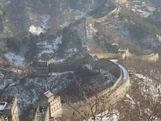 great wall living in wuhu china.