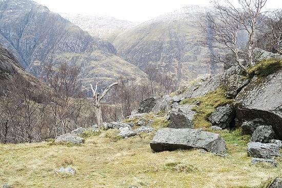 lost valley great scottish walks.