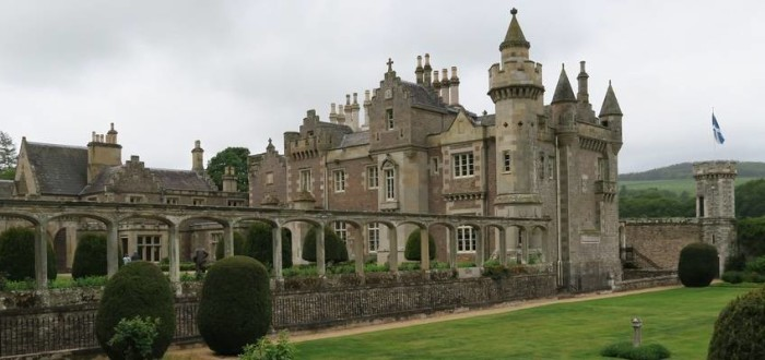 Scotlanders Scottish Borders Abbotsford House review