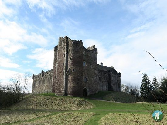 things to do in stirling doune castle.