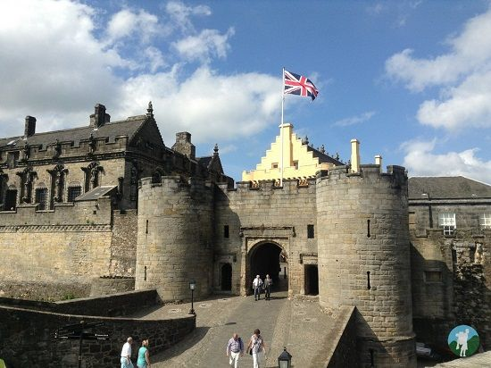 things to do in Stirling Castle.