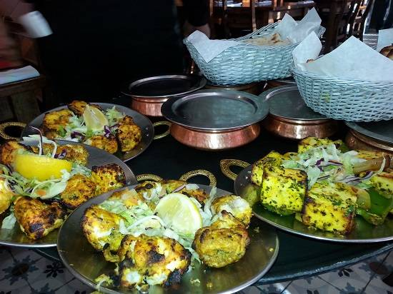5 things you have to do in Glasgow curry.