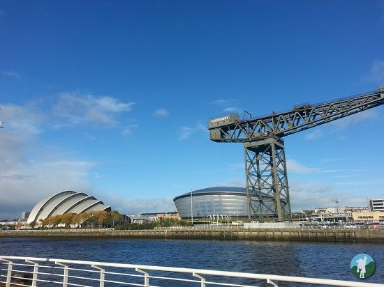 5 things you have to do in Glasgow Clyde waterfront.