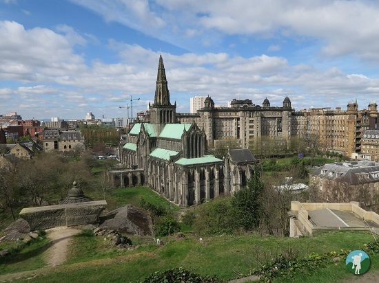 glasgow cathedral 5 things you have to do in glasgow.