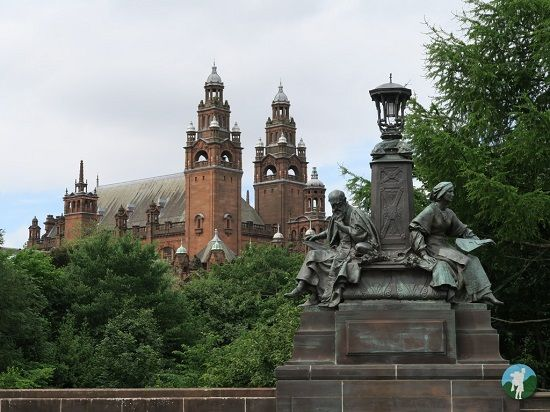 kelvingrove 5 things you have to do in Glasgow travel blog