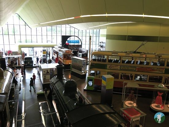 5 things you have to do in glasgow transport museum.
