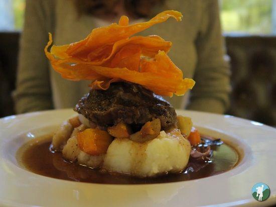 melville castle review restaurant.