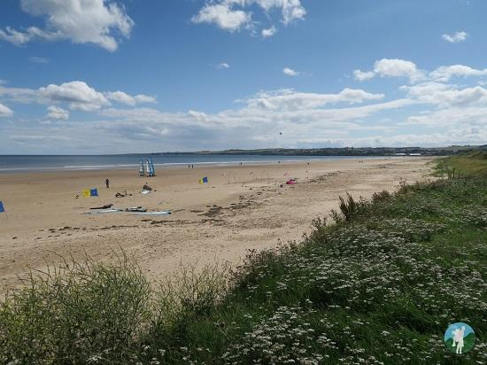 west sands st andrews best outdoor activities fife.