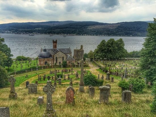 ardkinglas review argyll mausoleum