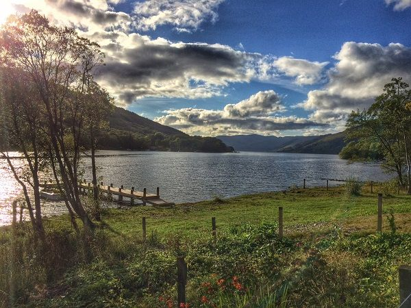 four seasons hotel review perthshire loch earn.