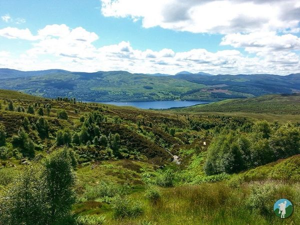 loch tay perthshire ben lawers