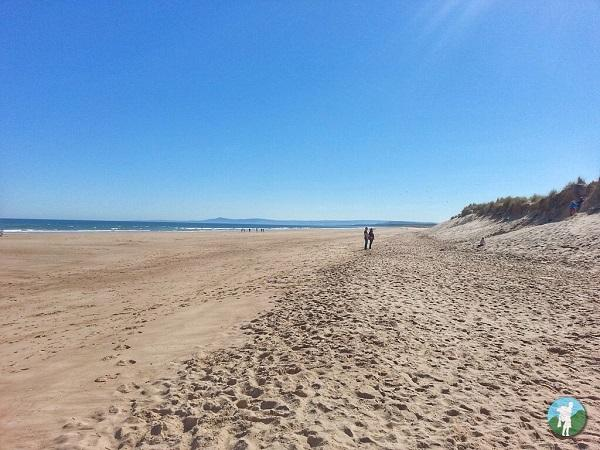 lossiemouth beach reasons to visit moray