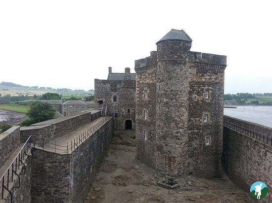 blackness outlander things to do around edinburgh