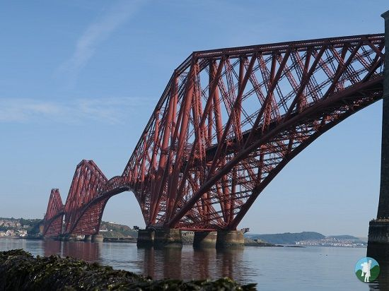forth rail bridge queensferry things to do around edinburgh.