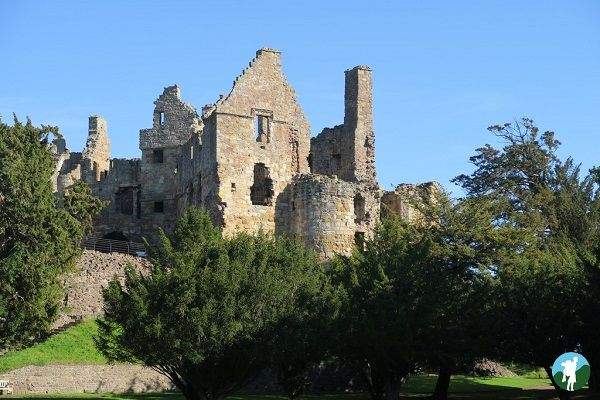 dirleton castle things to do around edinburgh day trips.