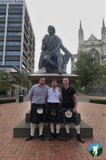 kilts at dunedin highlights 3 weeks new zealand