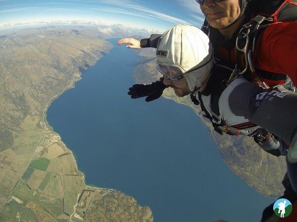 highlights 3 weeks new zealand queenstown new zealand skydive