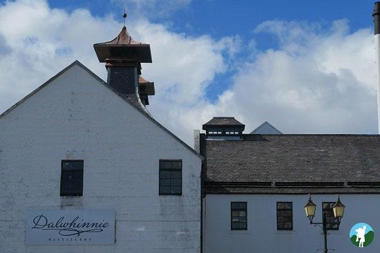 dalwhinnie pagoda scottish highland road trips