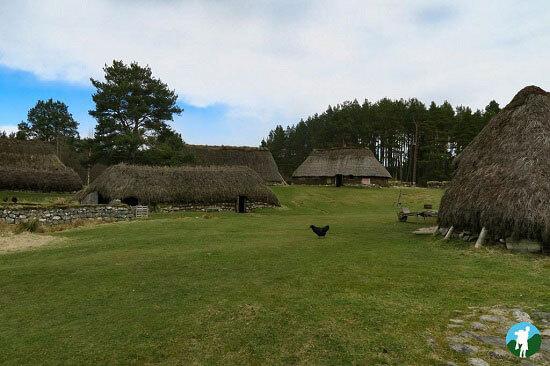 scottish highland road trips folk museum