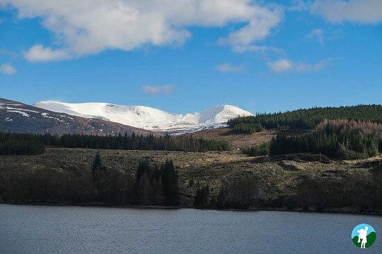 scottish highland road trips