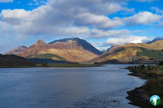 pap of glencoe scottish highland road trips