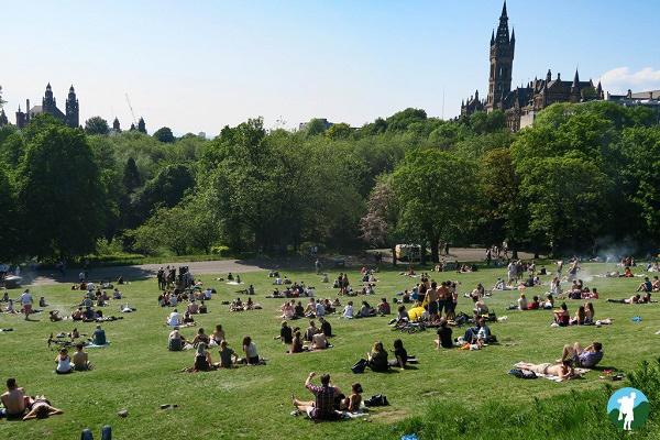scotland travel tips sun weather