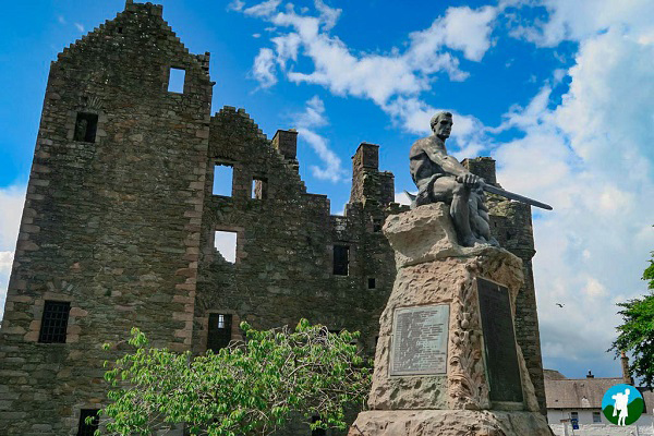 maclellans castle history dumfries kirkcudbright