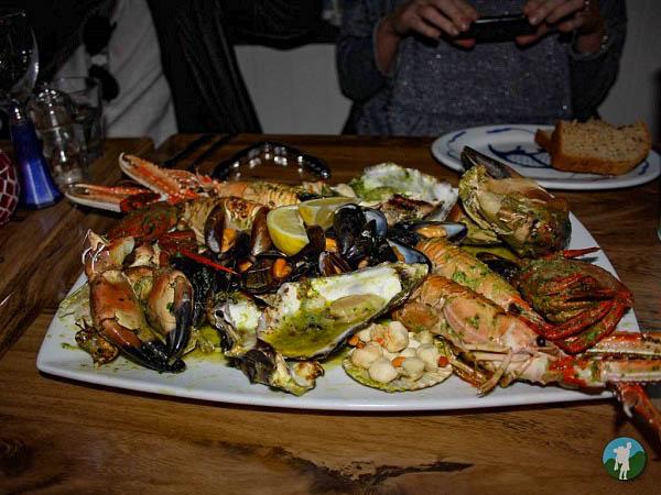 scotland travel tips seafood