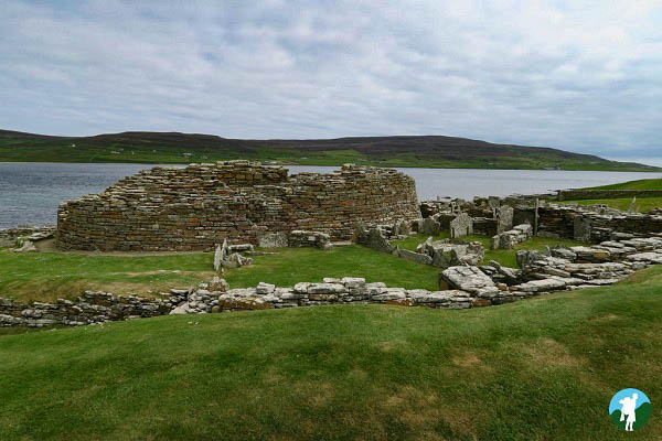 broch of gurness orkney highlights