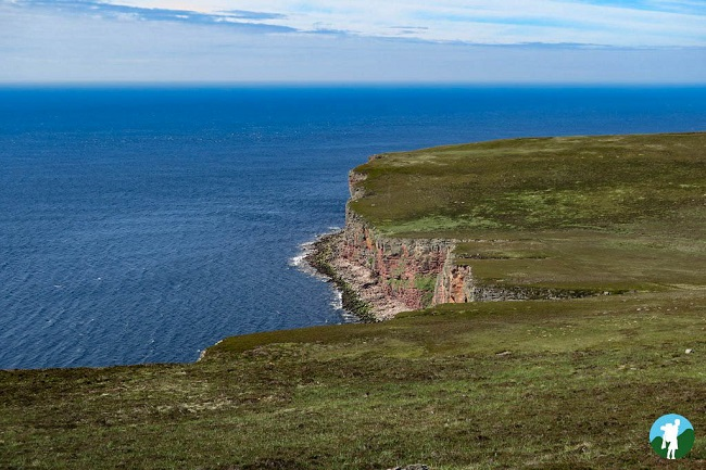 hoy day trip cliffs