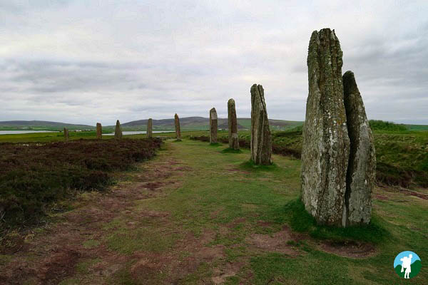 ring of brodgar standing stones orkney highlights.